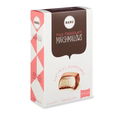 Baru Marshmallows Milk Chocolate