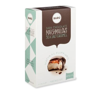 Baru Marshmallows Dark Chocolate with Sea Salt Caramel