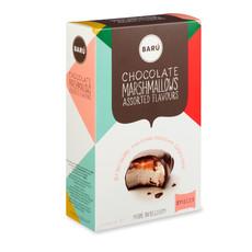 Baru Assorted Chocolate Marshmallows