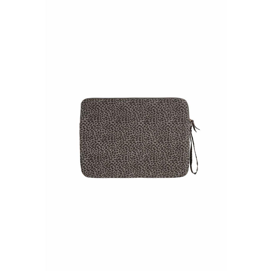Zusss Laptopcover grijs 13 inch