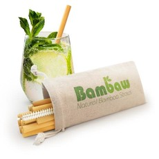 Bambaw Bamboe Rietjes 14cm (12st)