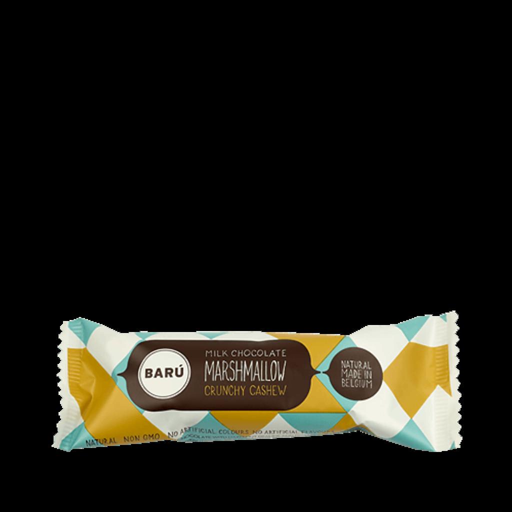 Baru Barú Marshmallow Reep Milk Chocolate Crunchy Cashew