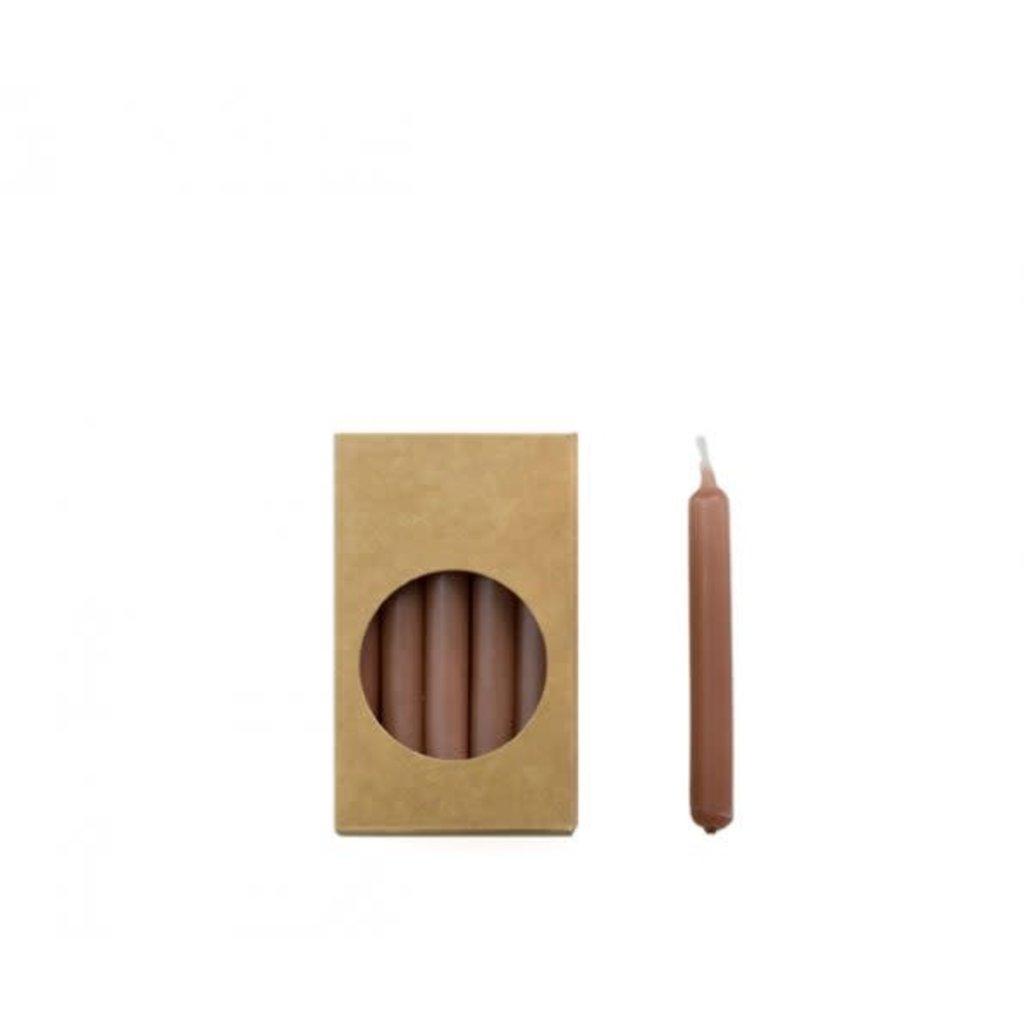 RL Potloodkaarsjes Brique 1,2 x 10 cm