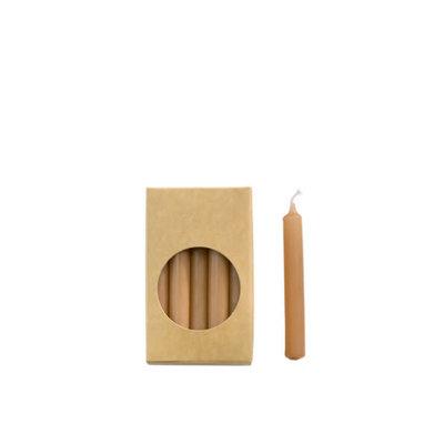 RL Potloodkaarsjes Caramel 1,2 x 10 cm