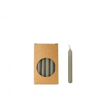 RL Potloodkaarsjes Linnen 1,2 x 10 cm