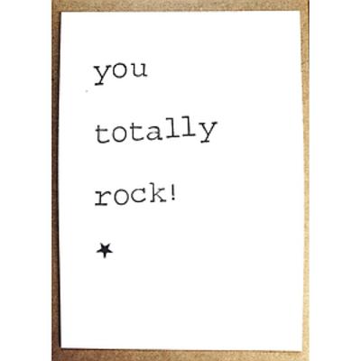 Postkaarten By Mar You totally rock!