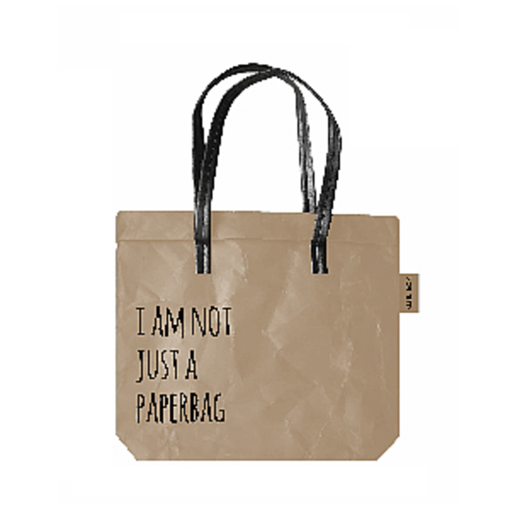 I am not just paperbag