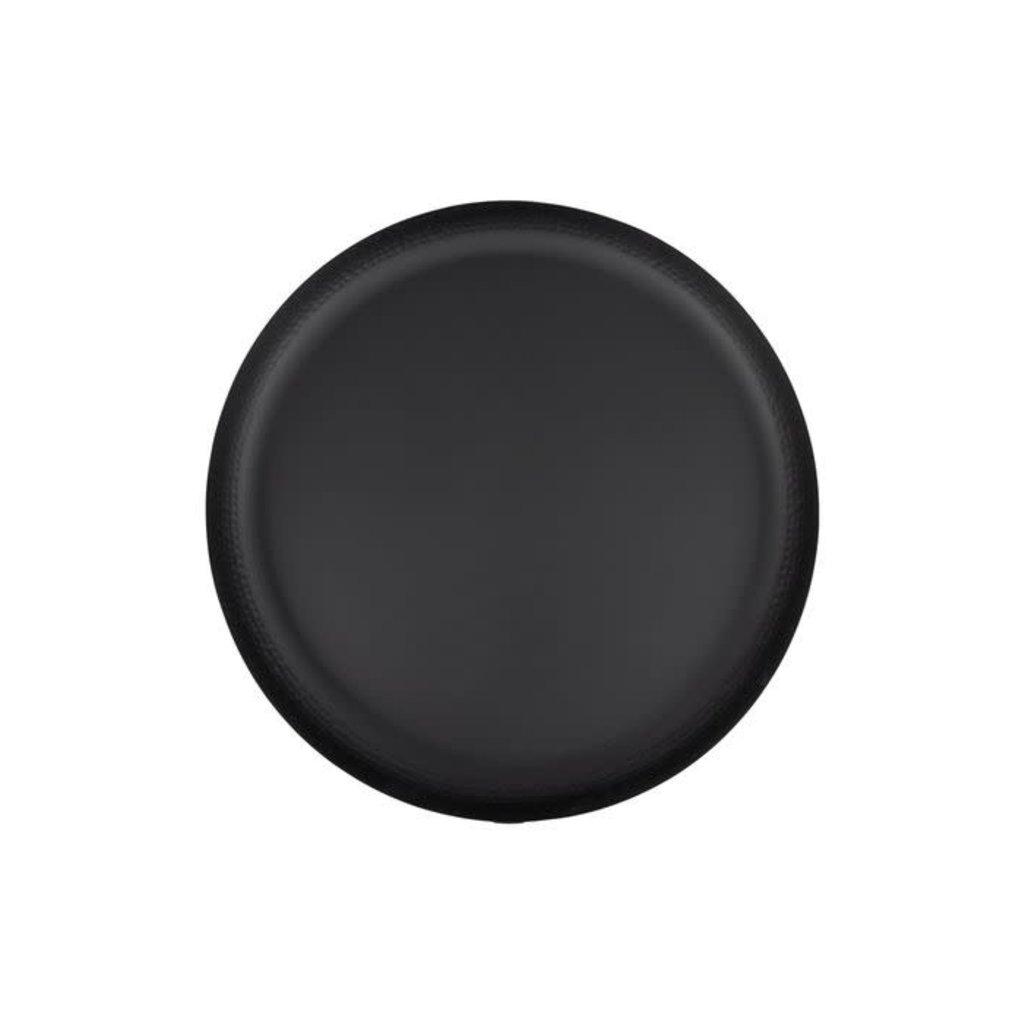 Zusss Stylingbord metaal 50cm zwart