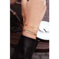 My Jewellery Armband met luck en klaver