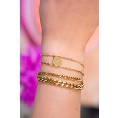 My Jewellery Bracelet Mama goud