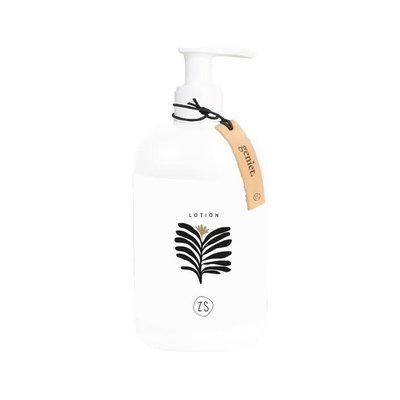 Zusss Lotion blad 300ml wit