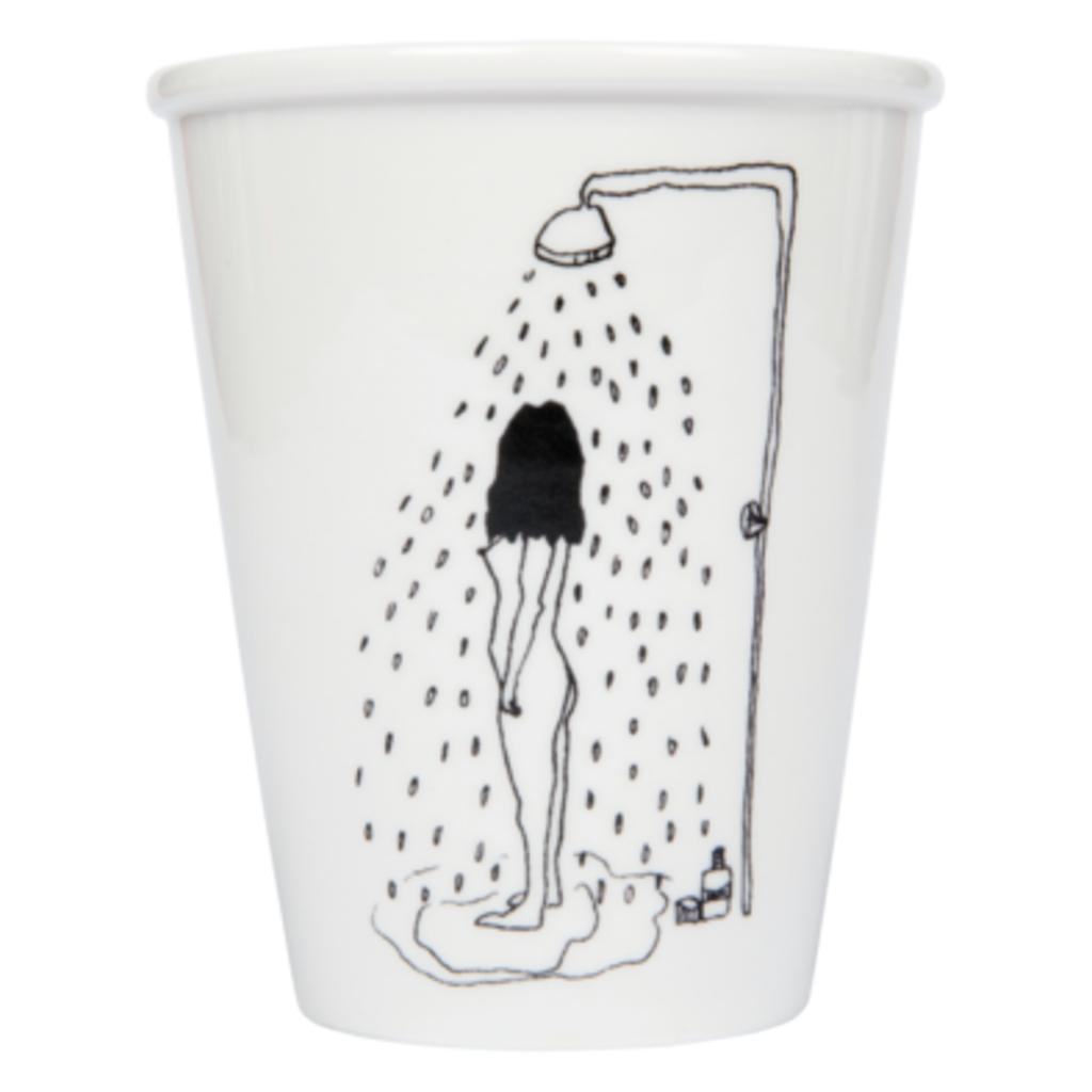 HelenB Beker |  shower girl