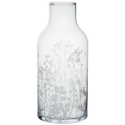 Rader Glazen vaas bloemen