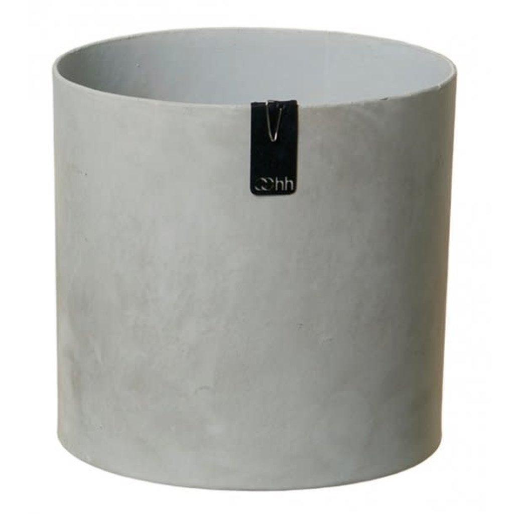 Oohh Toyo Cylinder Pot, Grijs
