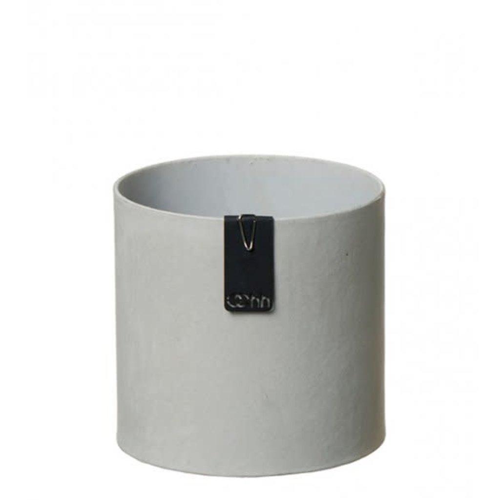Oohh Tokyo cylinder Pot, grijs