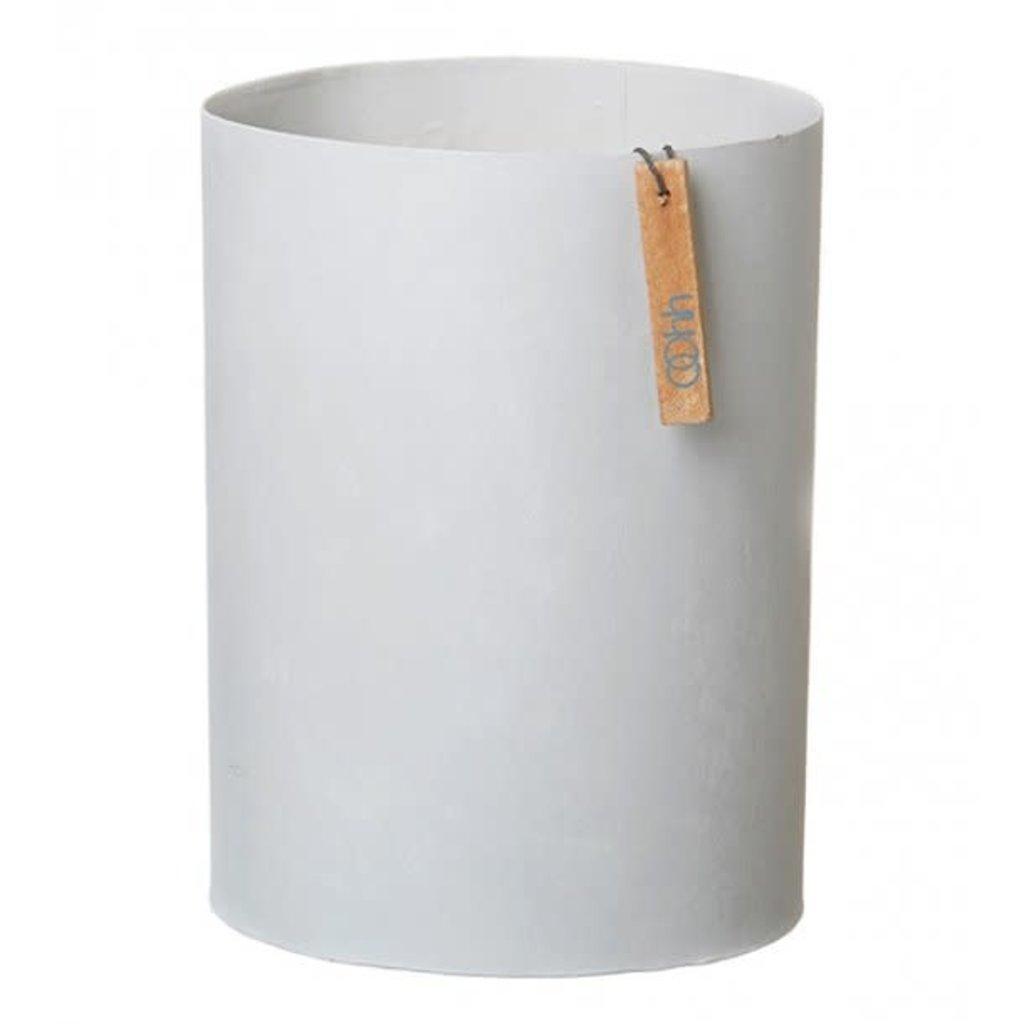 Oohh Rome Vase M , Licht grijs