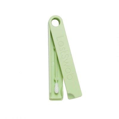 Last swab Last Swab herbruikbaar oorstokje Green