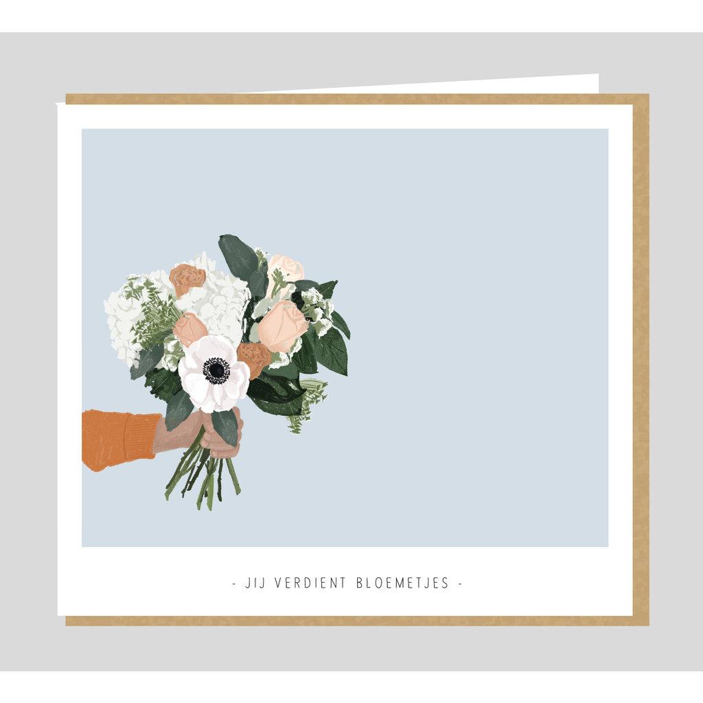 Studio Mie Jij verdient bloemetjes