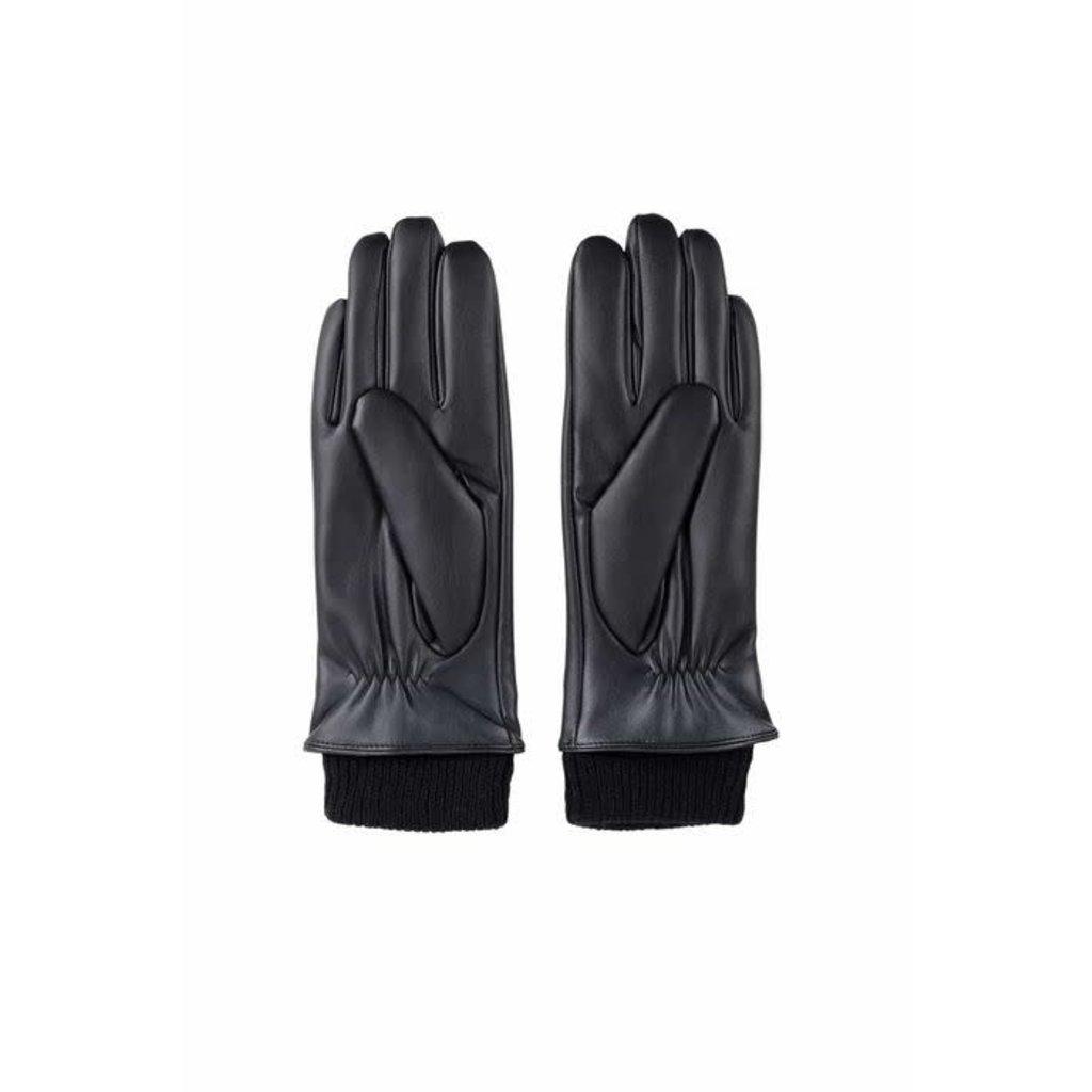 Zusss Fijne handschoen zwart