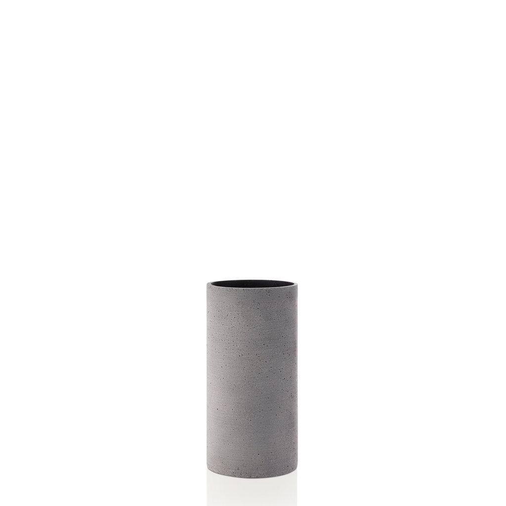 Blomus Blomus Coluna vaas M donkergrijs (24cm)