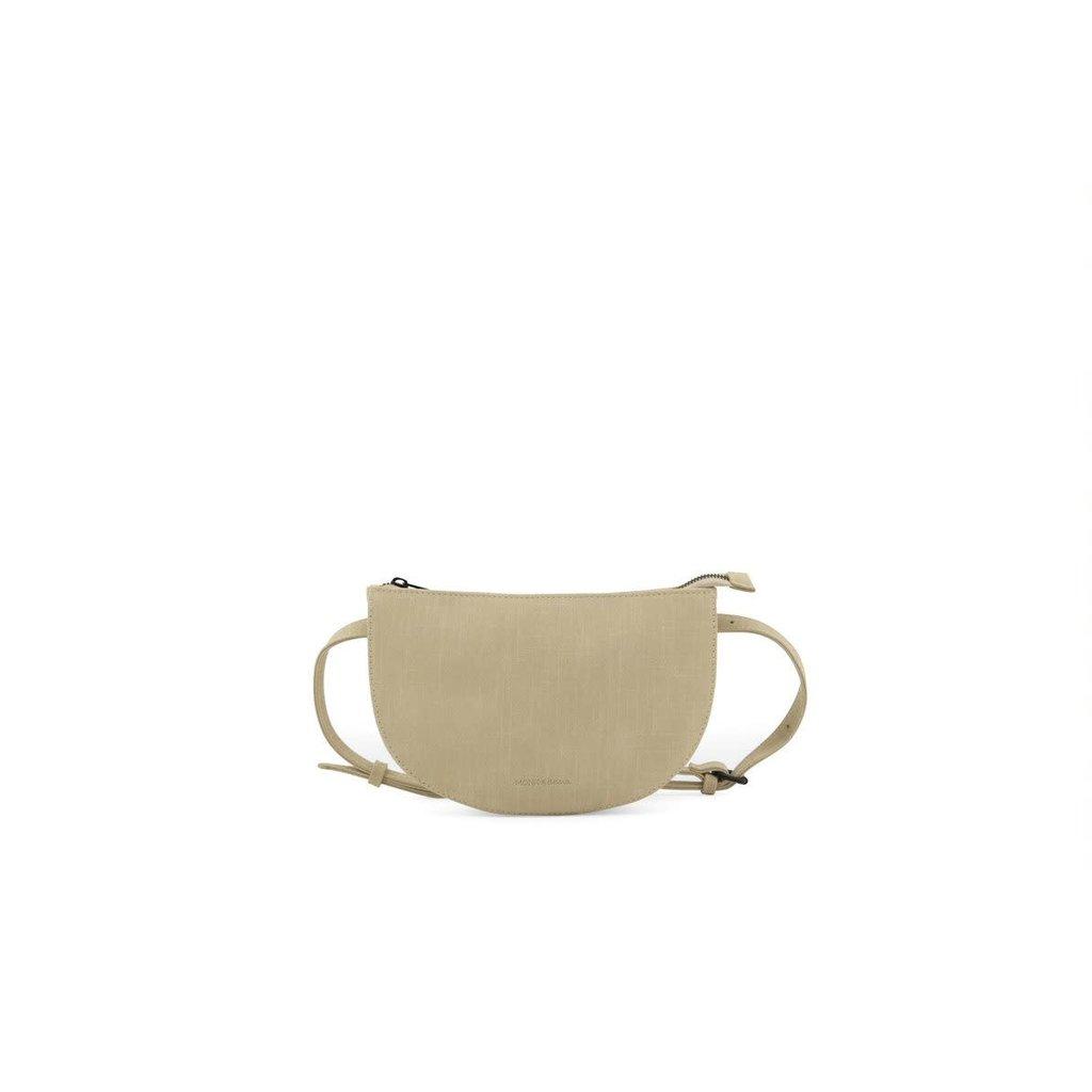 Monk & Anna Monk & Anna Tsuki belt bag - Sea shell