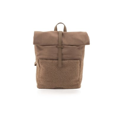 Monk & Anna Herb backpack | wool - cacao