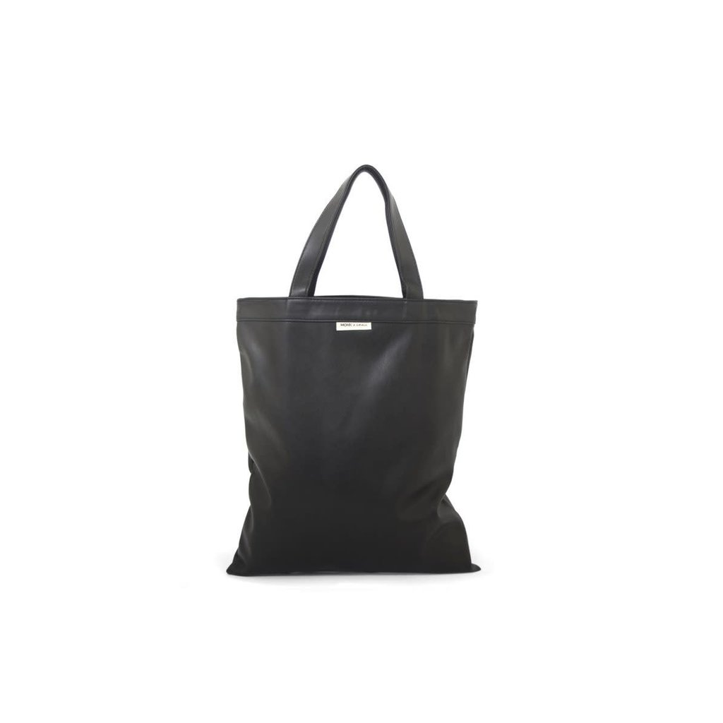 Monk & Anna Monk & Anna Anna shopper | vegan leather - Black