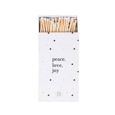 Zusss Lucifers peace love joy wit