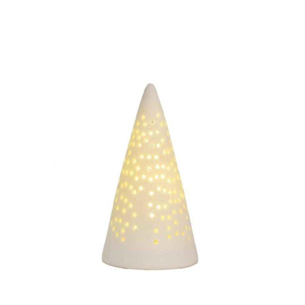 Rader Rader Mini verlichte kegel/kerstboom S - LED