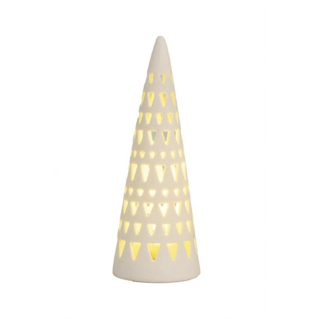 Rader Rader Mini verlichte kegel/kerstboom L - LED