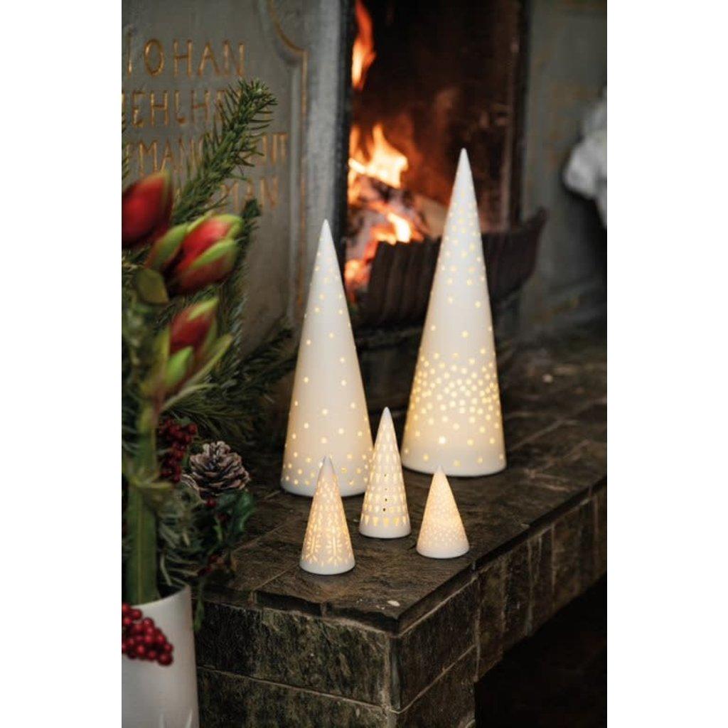 Rader Rader Verlichte kegel/ kerstboom LED