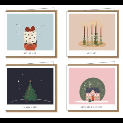 Studio Mie Xmas Box 'Cadeau'