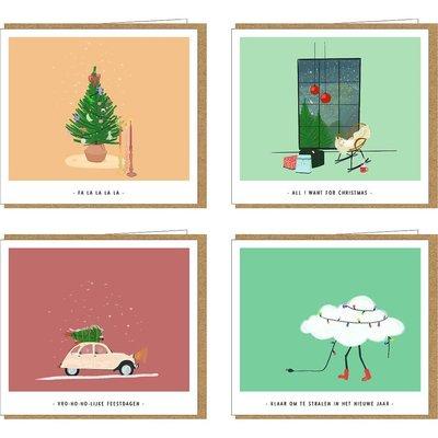 Studio Mie Xmas Box 'kerstboom'