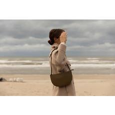Monk & Anna Tsuki belt bag - olive