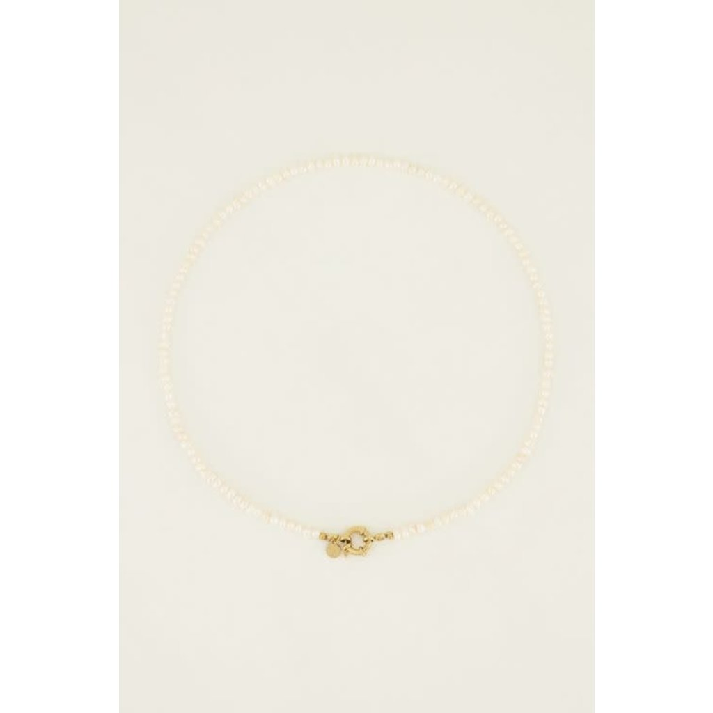 My Jewellery Parelketting met slotje