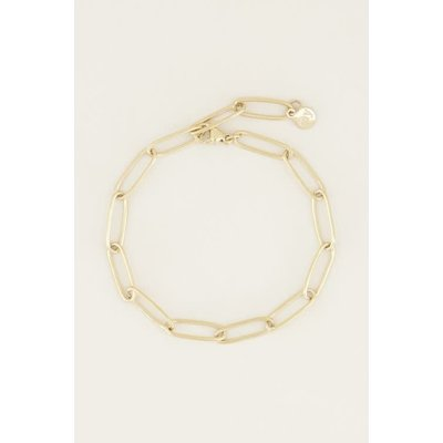 My Jewellery Moments armband smal goud