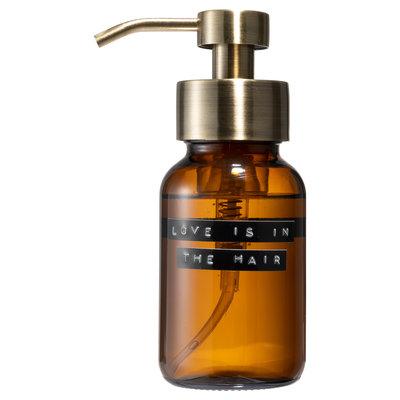Wellmark Shampoo bruin messing 250ml 'love is in the hair'