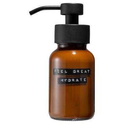 Wellmark Body Lotion bruin zwart 250ml 'feel great hydrate'