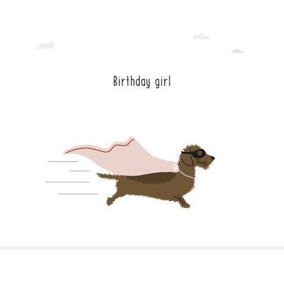 Frits Birthday girl