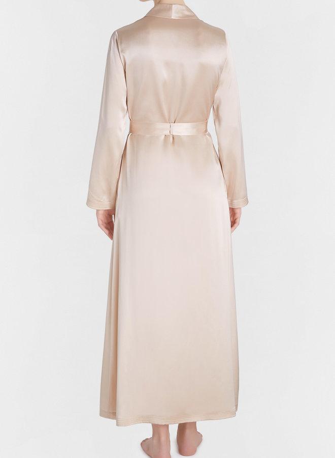 La Perla Silk Robe Long
