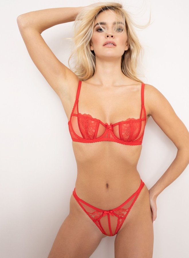 Agent Provocateur Rozlyn Underwired Bra