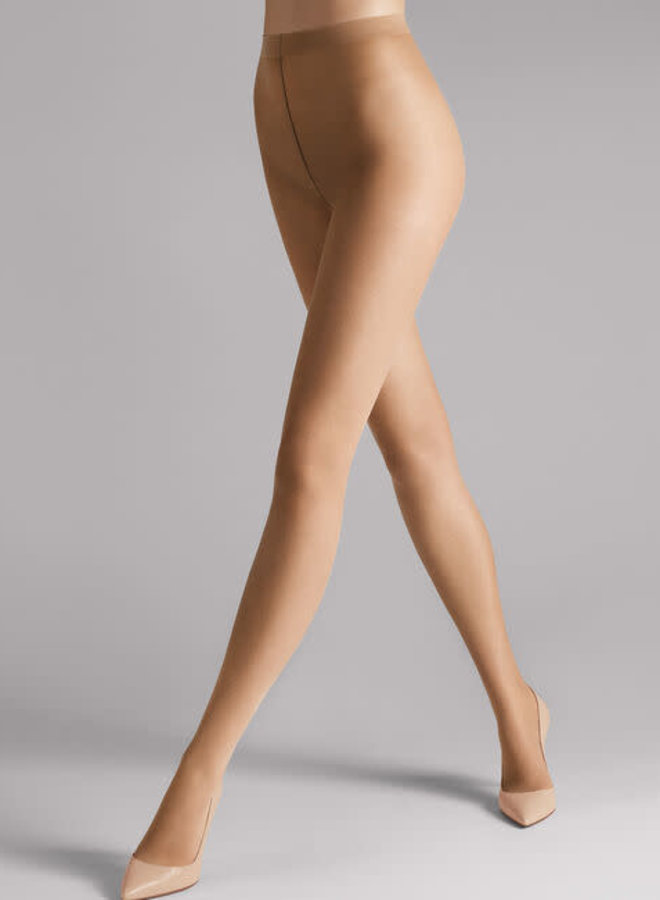 Wolford Sheer 15 Tights Sand S