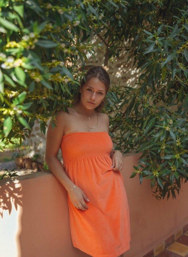 Love Sundaily Smock Corto Dress