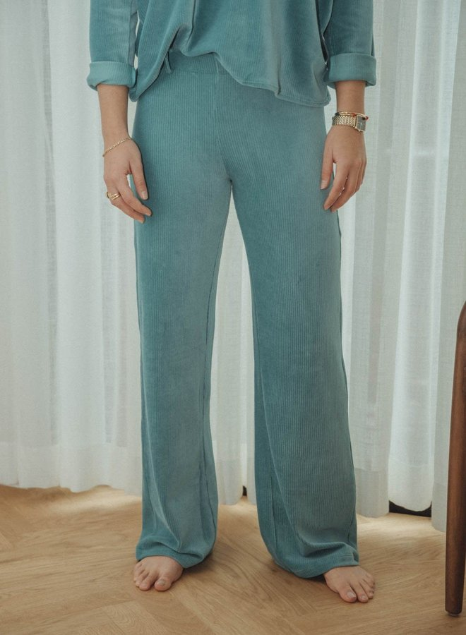 Love Sundaily Buena Vista Corduroy Trousers