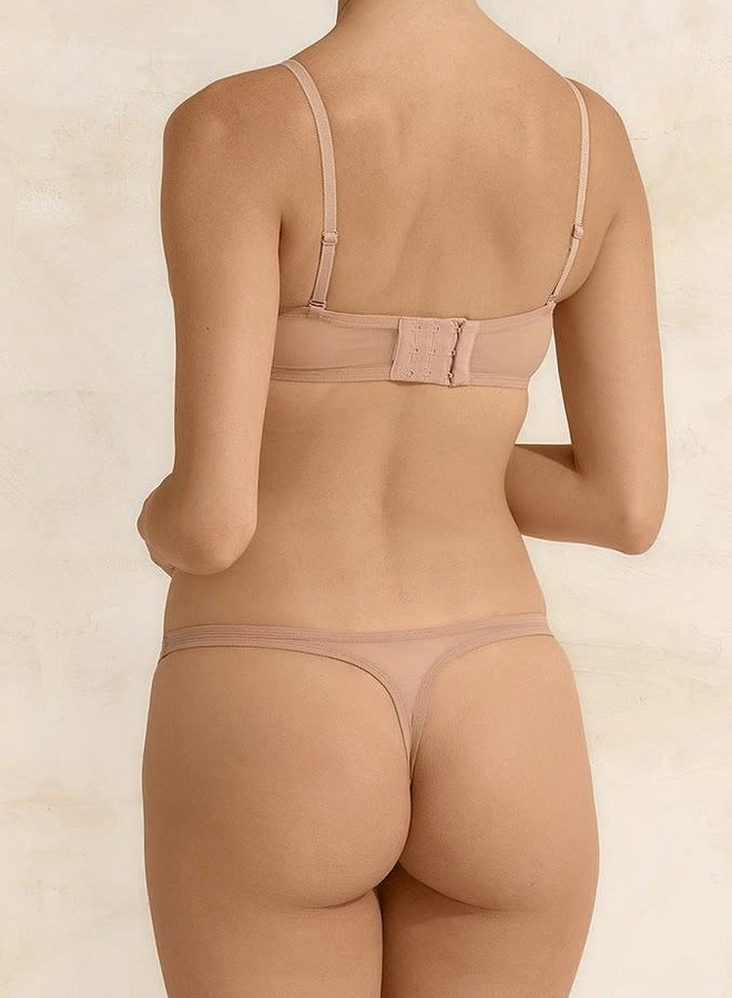 Eres Tulle Thong