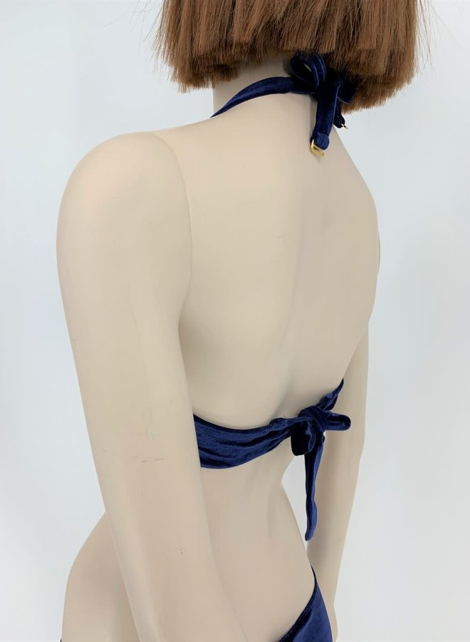 Raffaela d'Angelo Velvet Bikini-Top