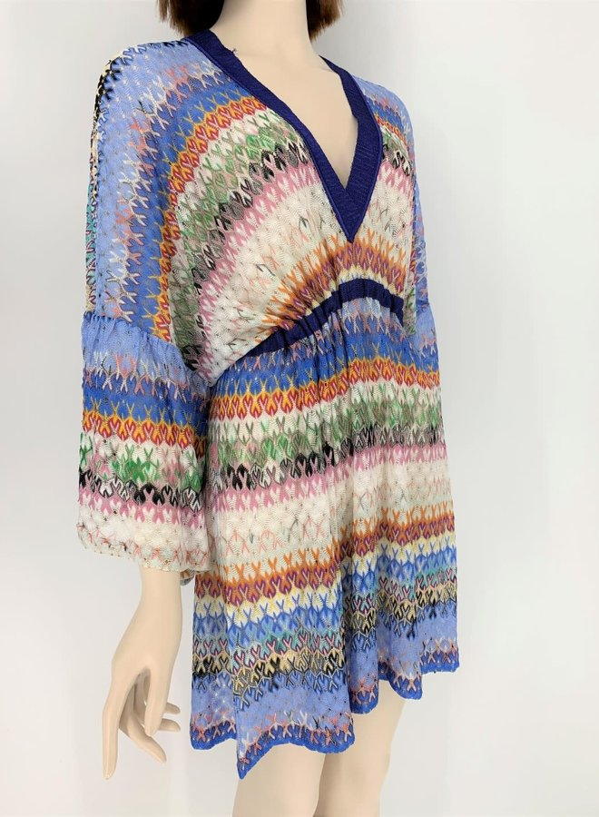 Missoni Mare Crochet-Knit Cover Up