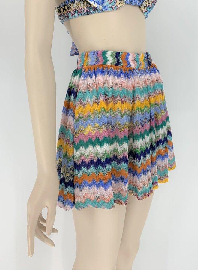Missoni  Mare Crochet-Knit Short
