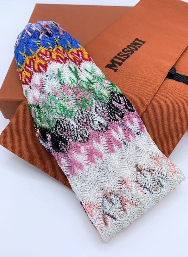 Missoni Mare Crochet-Knit Haarband