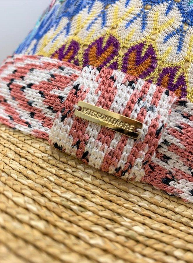 Missoni Mare Crochet-Knit Hoed
